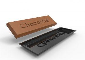 chocolade tablet laten maken CHOCOMAL